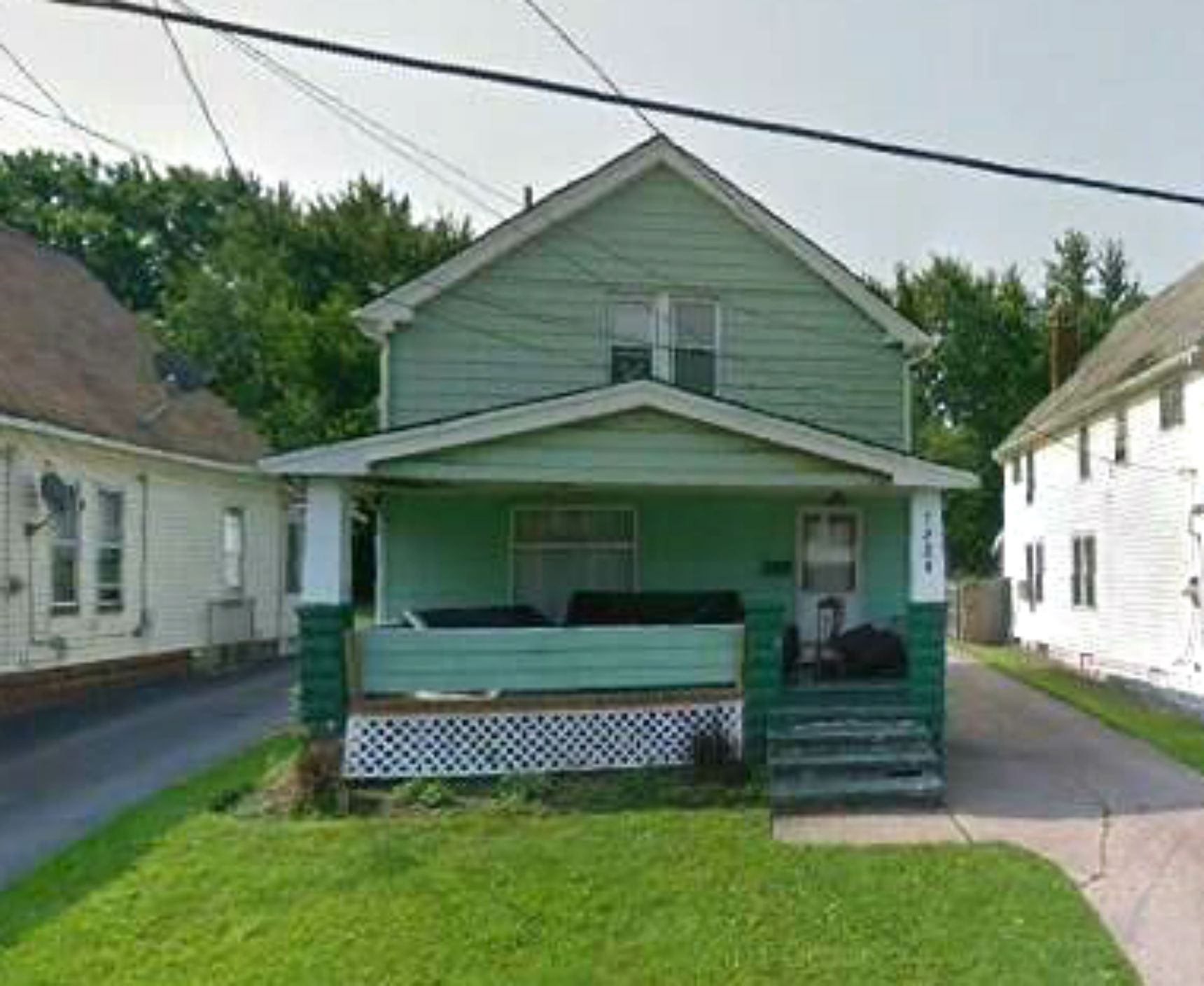 7424 Indiana Ave., Cleveland | 4 bed 2 bath | 1,104 Sq. Ft. | $71,900