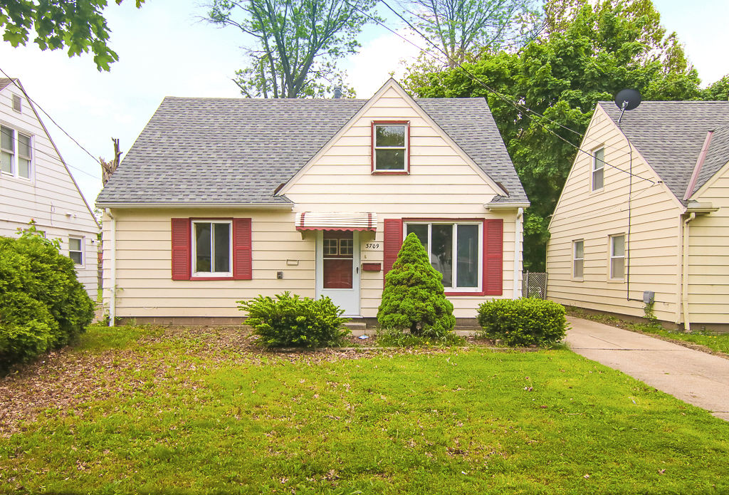 3709 Archmere Ave., Cleveland | 3 bed 1 bath | 1,097 Sq. Ft. | $75,000