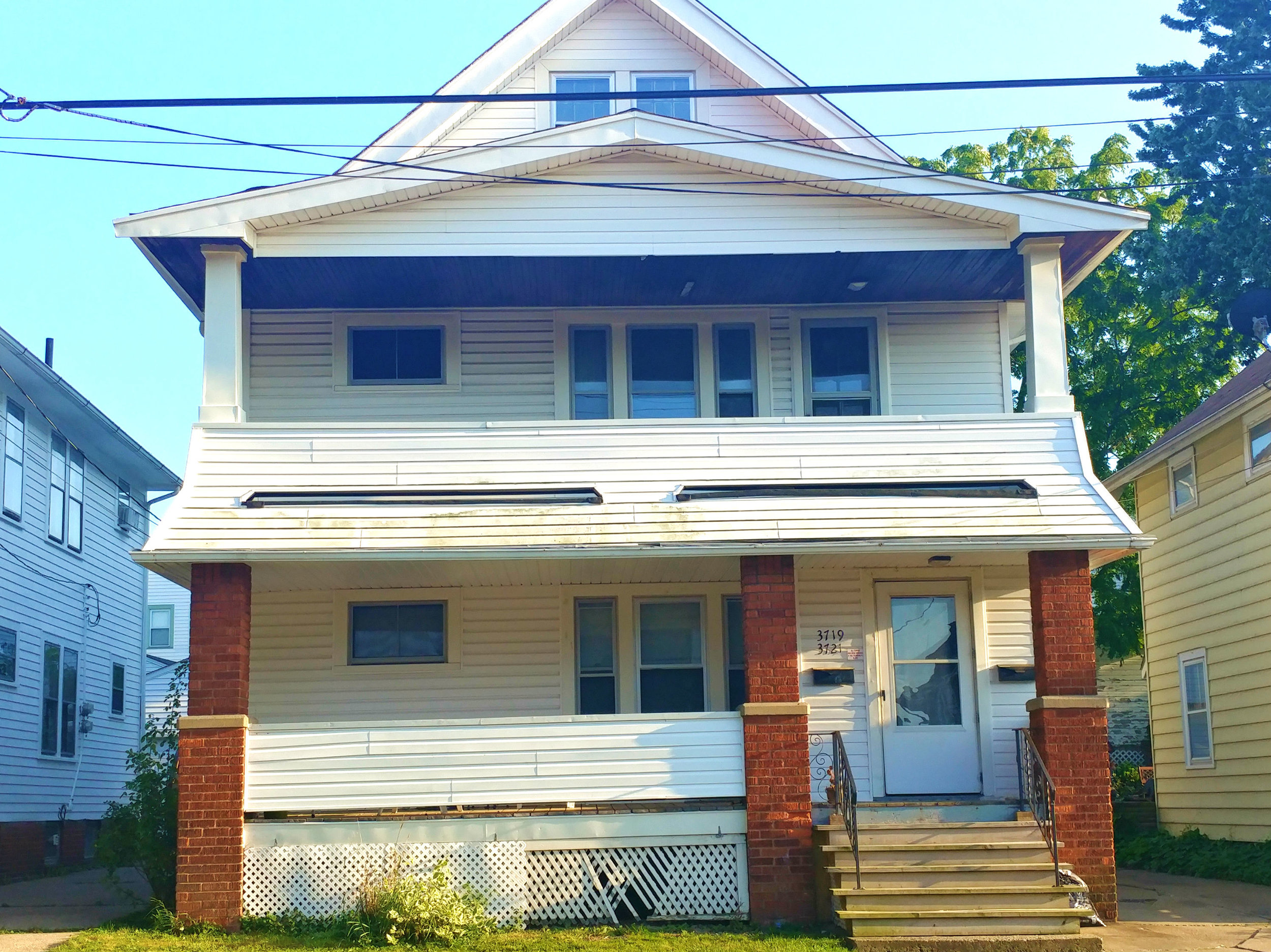 3719 Cecilia Ave., Cleveland | 4 bed 2 bath | 1,904 Sq. Ft. | $82,500