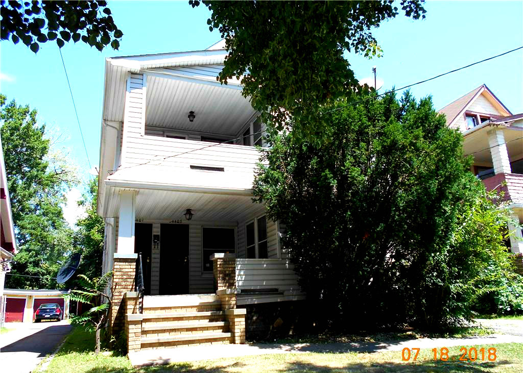 14401-03 Westropp Ave., Cleveland | 6 bed 2 bath | 2,392 Sq. Ft | $26,000