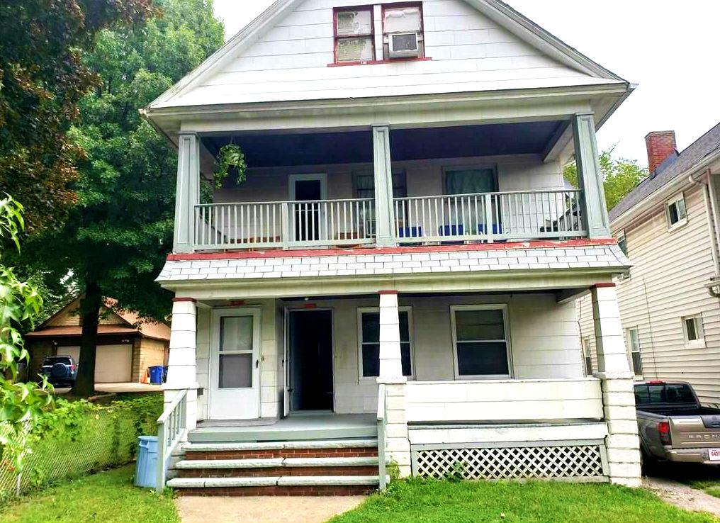 339 W 84 St., Cleveland | 4 bed 2 bath | 1,956 Sq. Ft. | $63,900