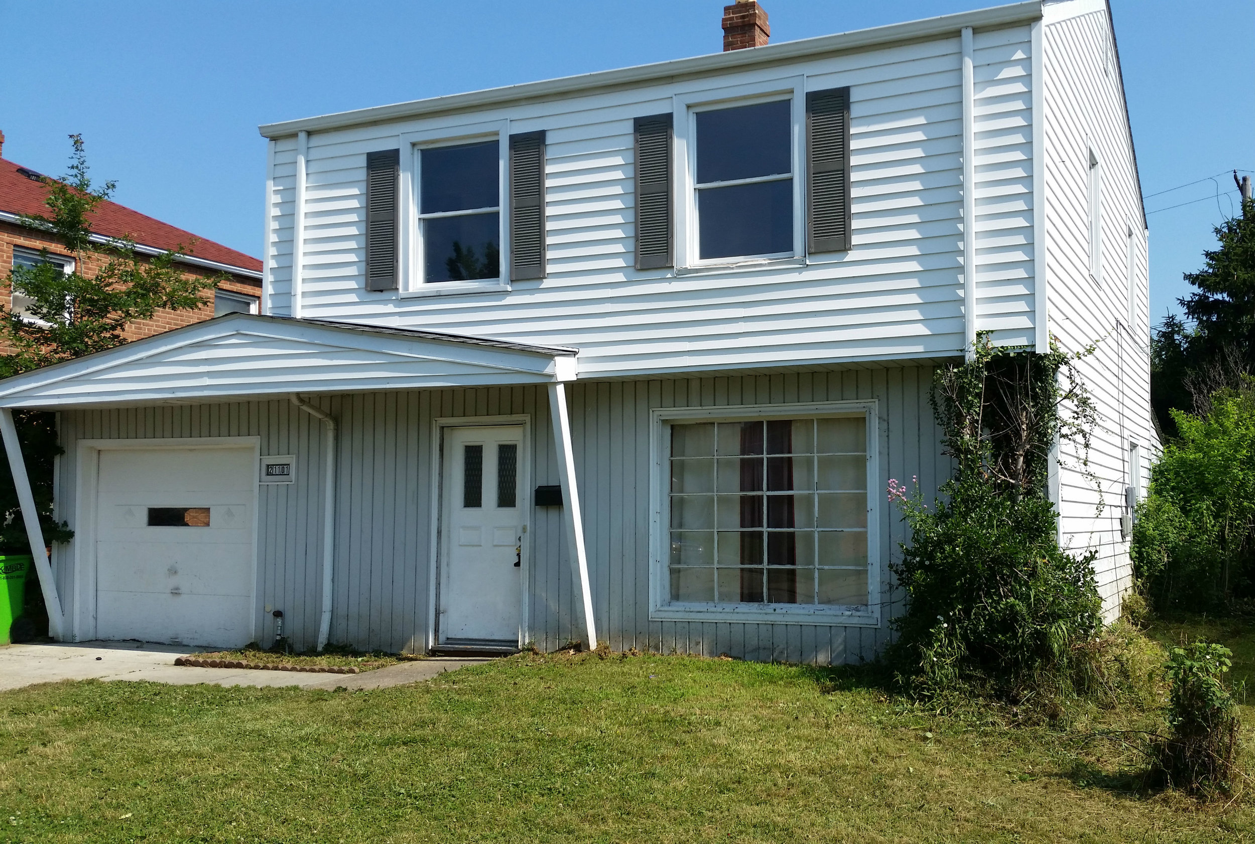 21101 Priday Ave., Euclid | 3 bed 1 bath | 1,312 Sq. Ft. | $36,000