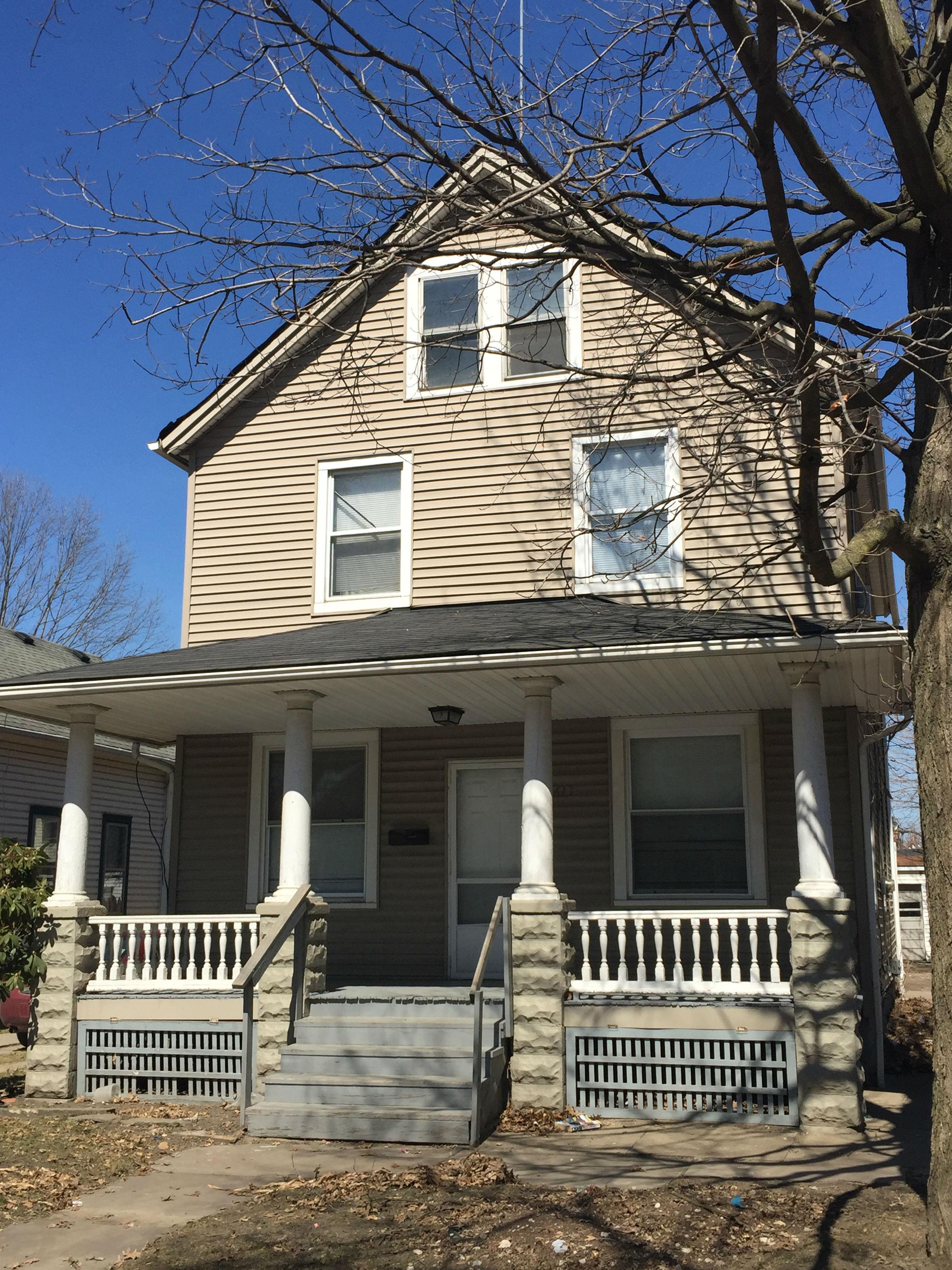6613 Gertrude Ave., Cleveland | 5 bed 2 bath | 1,584 Sq. Ft. | $40,600