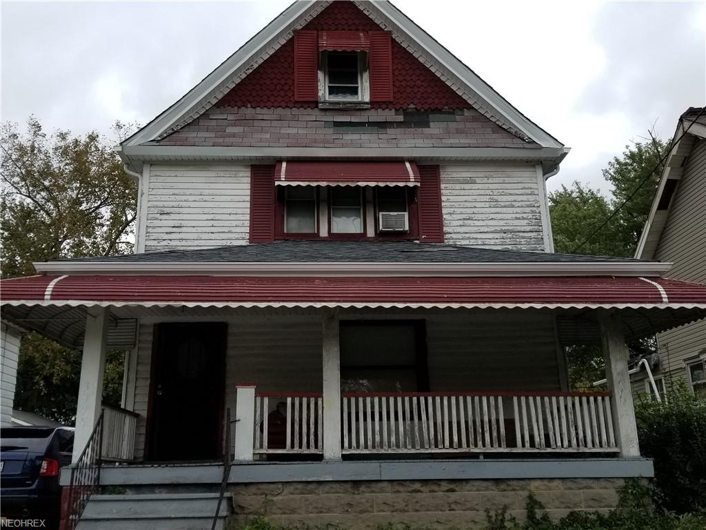 3395 E 116th St, Cleveland, OH 44120  3 bed 1 bath | 1,328 Sq. Ft. | $28,000
