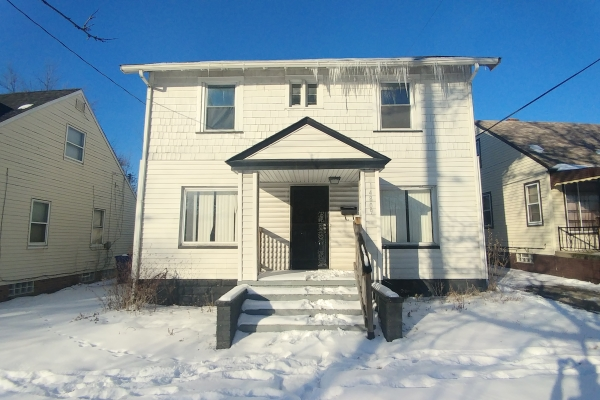 14809 Harvard Ave., Cleveland  2 bed 1 bath | 1,120 Sq. Ft. $26,000