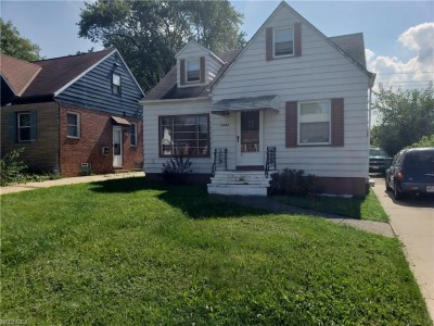 14604 Tabor Ave, Maple Hts | 3 bed 1 bath | 1,247 Sq. Ft. | $56,000