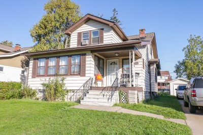 10615 Grace Ave, Garfield Hts | 3 bed 1 bath | 1,654 Sq. Ft. | $58,500