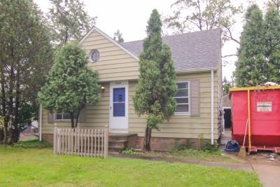 4358 Elmwood Rd, South Euclid | 3 bed 1 bath | 780 Sq. Ft. | $79,000