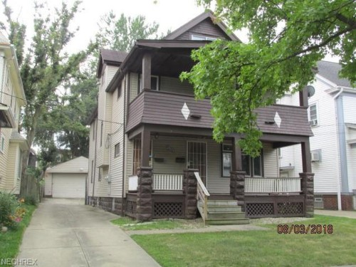 3905 Brooklyn Ave, Cleveland | 4 bed 2 bath | 2,236 Sq. Ft. | $55,647