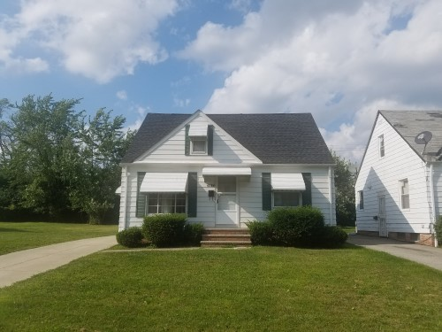 20913 Franklin Rd, Maple Hts | 3 bed 1 bath | 1,092 Sq. Ft. | $58,000