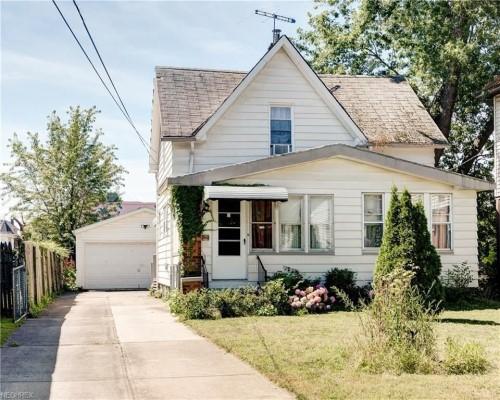 15700 Trafalgar Ave, Cleveland  3 bed 1 bath | 1,042 sqft | $25,000