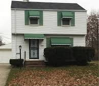 15911 Delrey Ave, Cleveland  3 bed 2 bath 1,464 sqft | $39,750