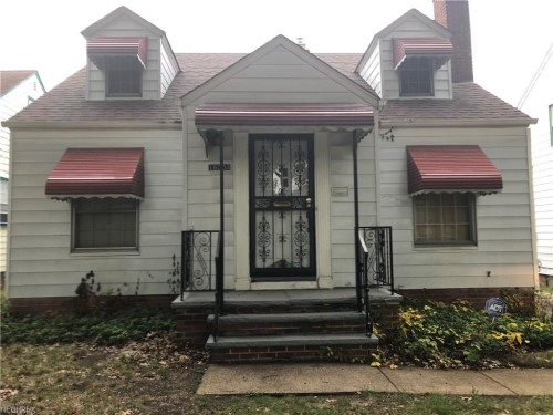 16004 Invermere Ave, Cleveland  3 bed 1 bath | 1,392 sqft | $30,000