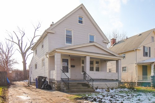7906 Force Ave, Cleveland  3 bed 1 bath | 938 sqft | $42,900