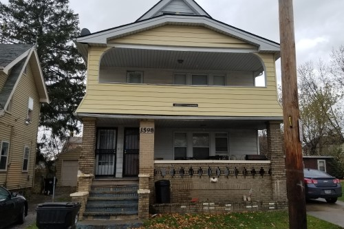 3598 E 143rd St, Cleveland  6 bed 2 bath | 2785 sqft | $39,000