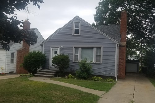 5235 E 115th St, Garfield Hts  3 bed 1 bath | 1,320 sqft | $57,000