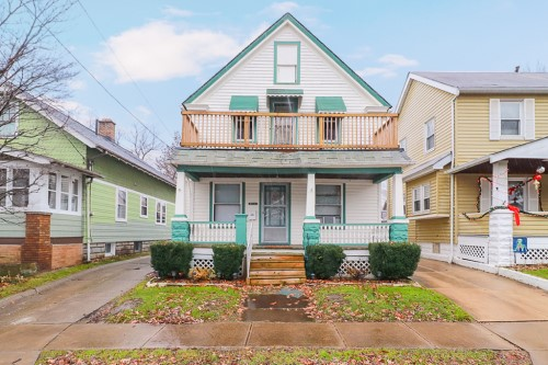 4213 Muriel Ave., Cleveland  4 bed 2 bath | 1,462 sqft | $62,500