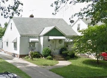 11901 Kensington Ave, Cleveland  2 bed 1 bath | 1,080 sqft | $40,000