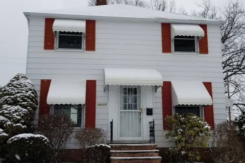 13117 Thraves Ave, Garfield Hts  3 bed 2 bath | 1,056 sqft | $64,500