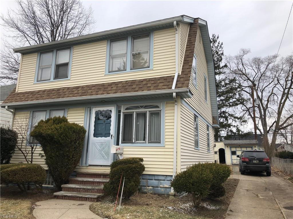 5181 Clement Ave, Maple Hts  3 bed 1 bath | 1,224 sqft | $29,000