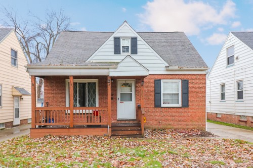 16018 Turney Rd, Maple Hts  3 bed 1 bath | 1,092 sqft | $47,000