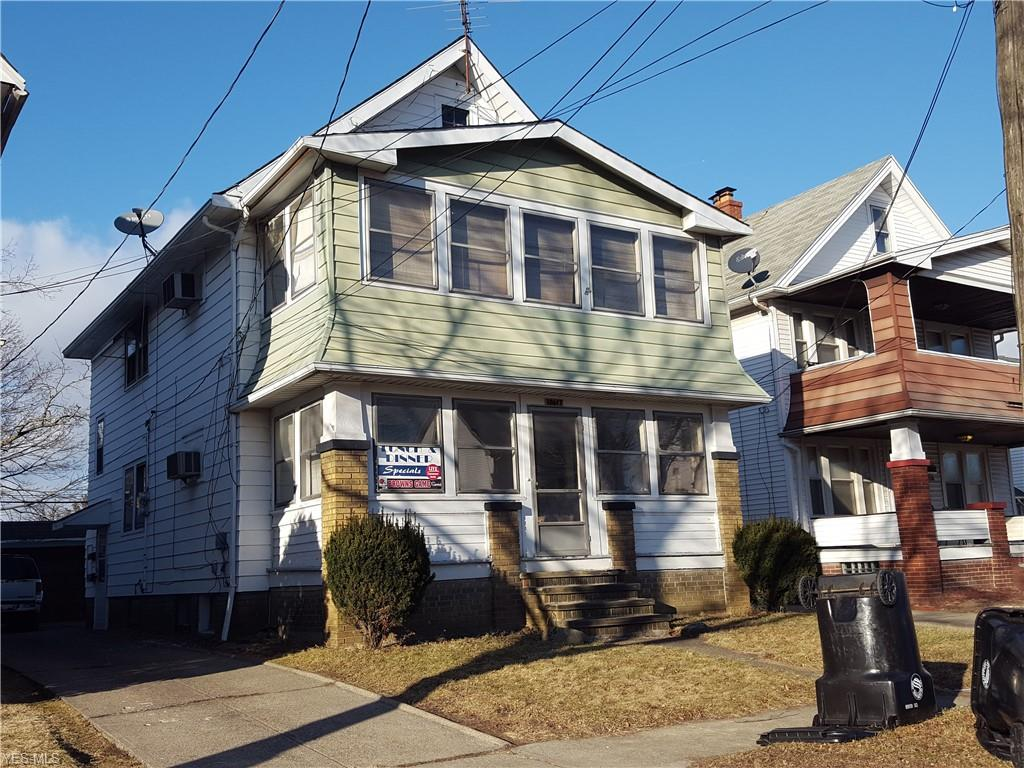 18617 Kewanee Ave, Cleveland  4 bed 2 bath | 1,536 sqft | $51,000
