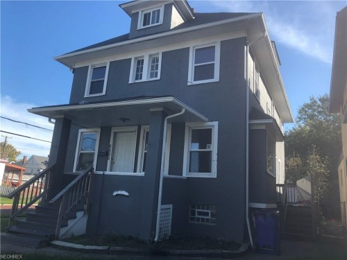 3219 W 111th St, Cleveland  4 bed 2 bath | 1,856 sqft | $55,000