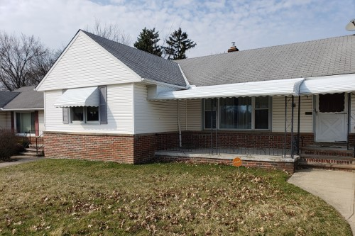 23 Willard Ave, Bedford  3 bed 2 bath | 1,180 sqft | $61,000