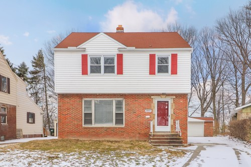 23815 Greenwood Rd, Euclid  3 bed 2.5 bath 1,575 sqft | $114,000
