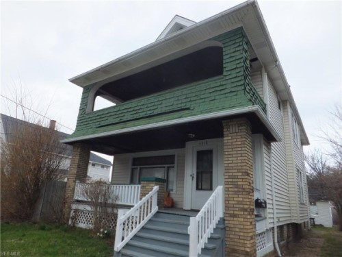 4318 Clybourne Ave, Cleveland  5 bed 3 bath | 2,286 sqft | $52,000