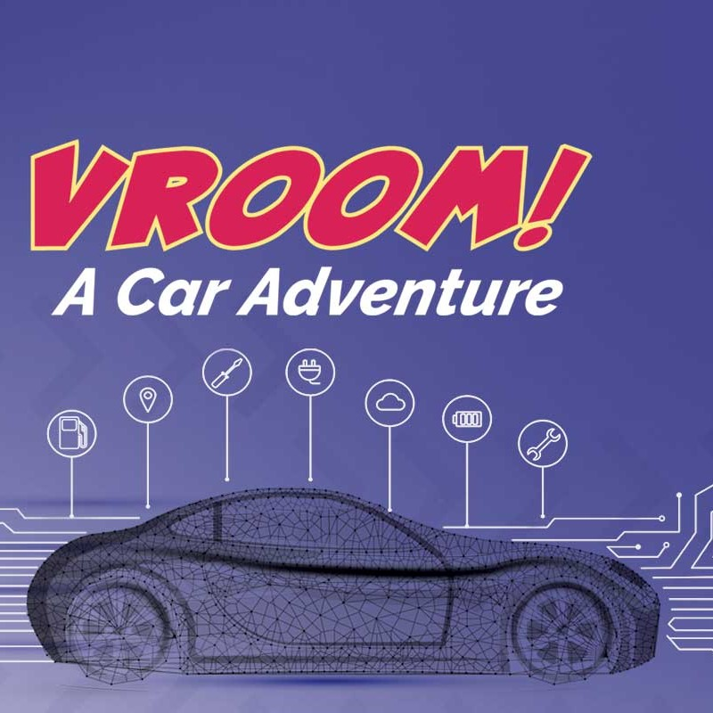 Vroom! A Car Adventure - Great Lakes Science Center