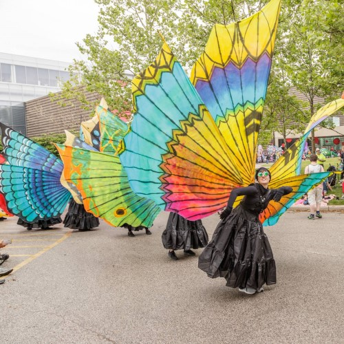 Parade the Circle 2019 - Cleveland Museum of Art - Cleveland, OH