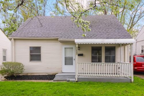 13607 Bennington Ave, Cleveland  3 bed 1 bath | 1,126 sqft | $69,900