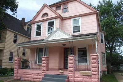 828 E 95th St, Cleveland  4 bed 1 bath | 1,710 sqft | $43,900