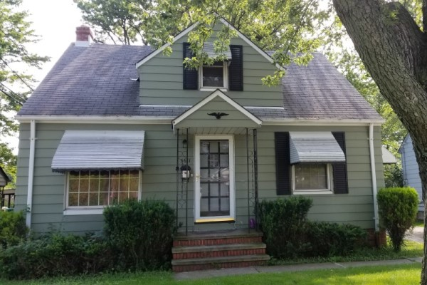 5611 Dunham Rd, Maple Heights, OH 44137  3 bed 2 bath | 1,092 Sq. Ft. | $65,000