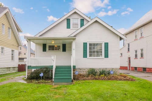 9110 Rosewood Ave, Cleveland  3 bed 1 bath | 1,410 sqft | $52,550