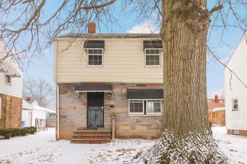 15803 Delrey Ave, Cleveland  3 bed 1 bath | 1,012 sqft | $40,000