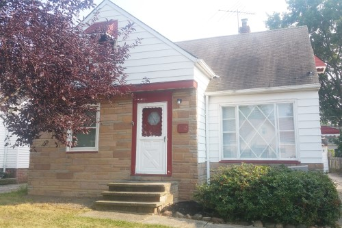 14412 Tokay Ave, Maple Hts  3 bed 1 bath | 1,257 sqft | $59,000