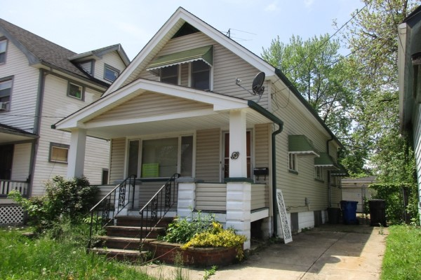 3430 E 73rd St, Cleveland, OH 44127   2 bed 1 bath | 945 Sq. Ft. | $29,900