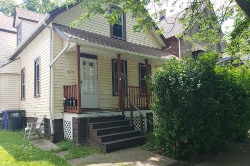 2113 Halstead Ave, Lakewood  4 unit building | $120,000