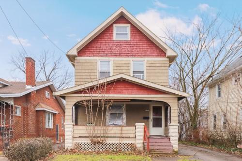 12406 Rexford Ave, Cleveland  3 bed 1 bath | 1,179 sqft | $31,000