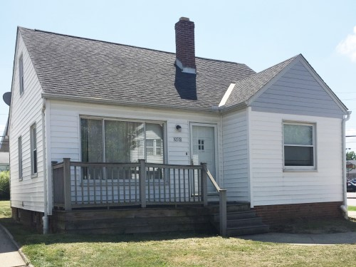 10518 Langton Ave, Garfield Hts  3 bed 1 bath | 720 sqft | $62,000