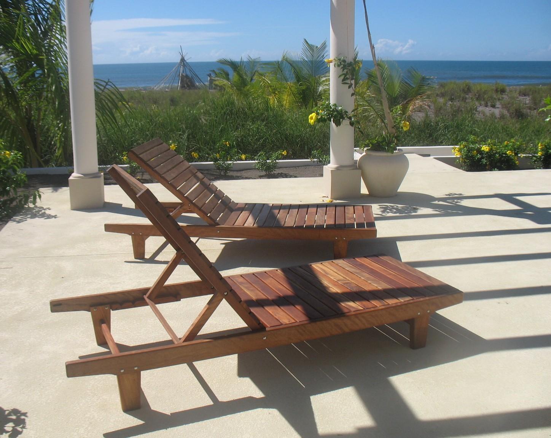 Lounge Chairs, Las Olas Resort, Alanje, Panama