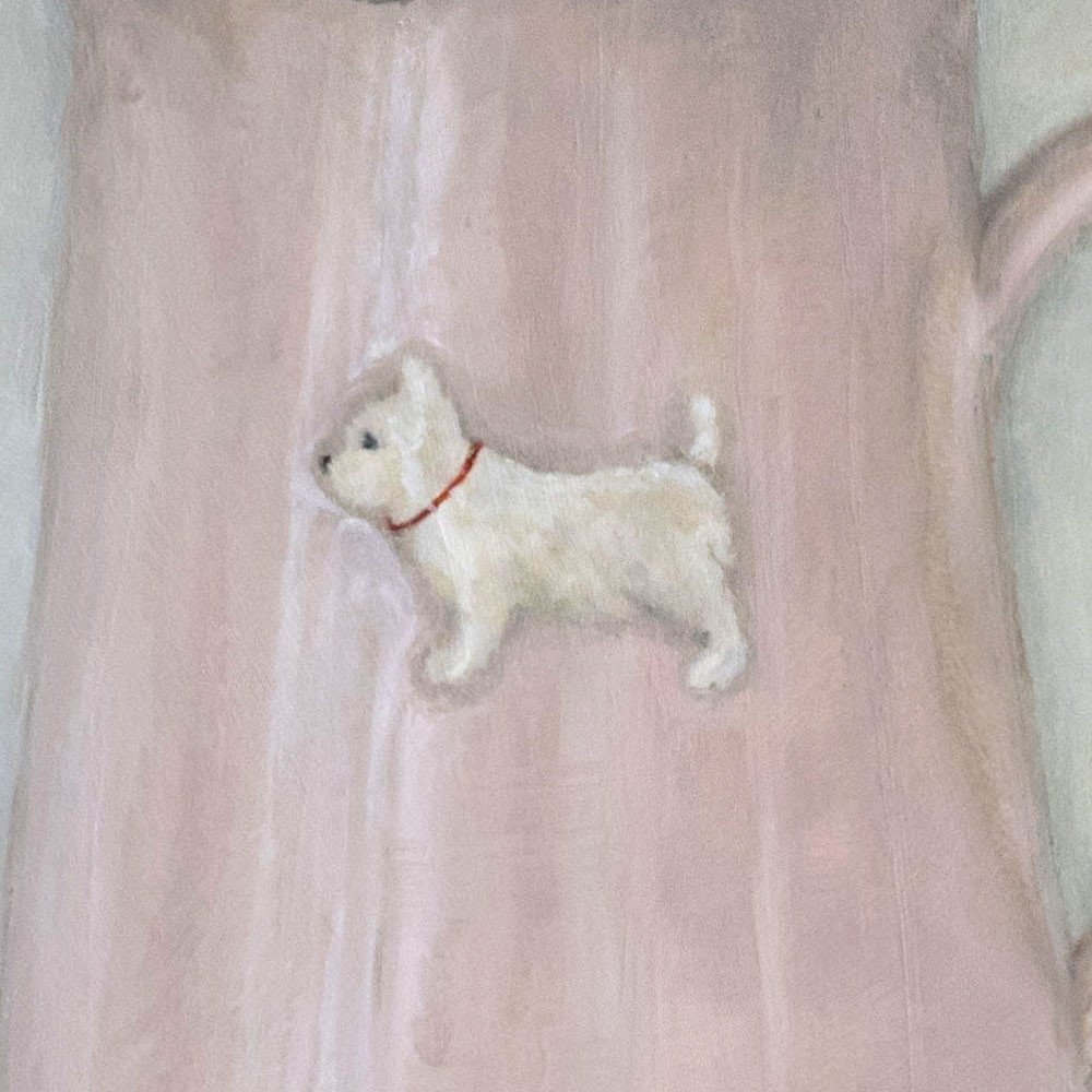 West Highland Terrier Painting Art