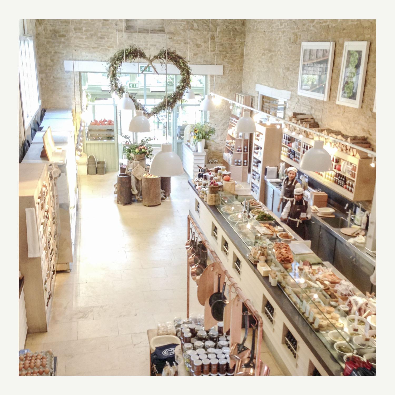 Daylesford Farmshop & Café Daylesford Kingham Gloucestershire GL56 0YG