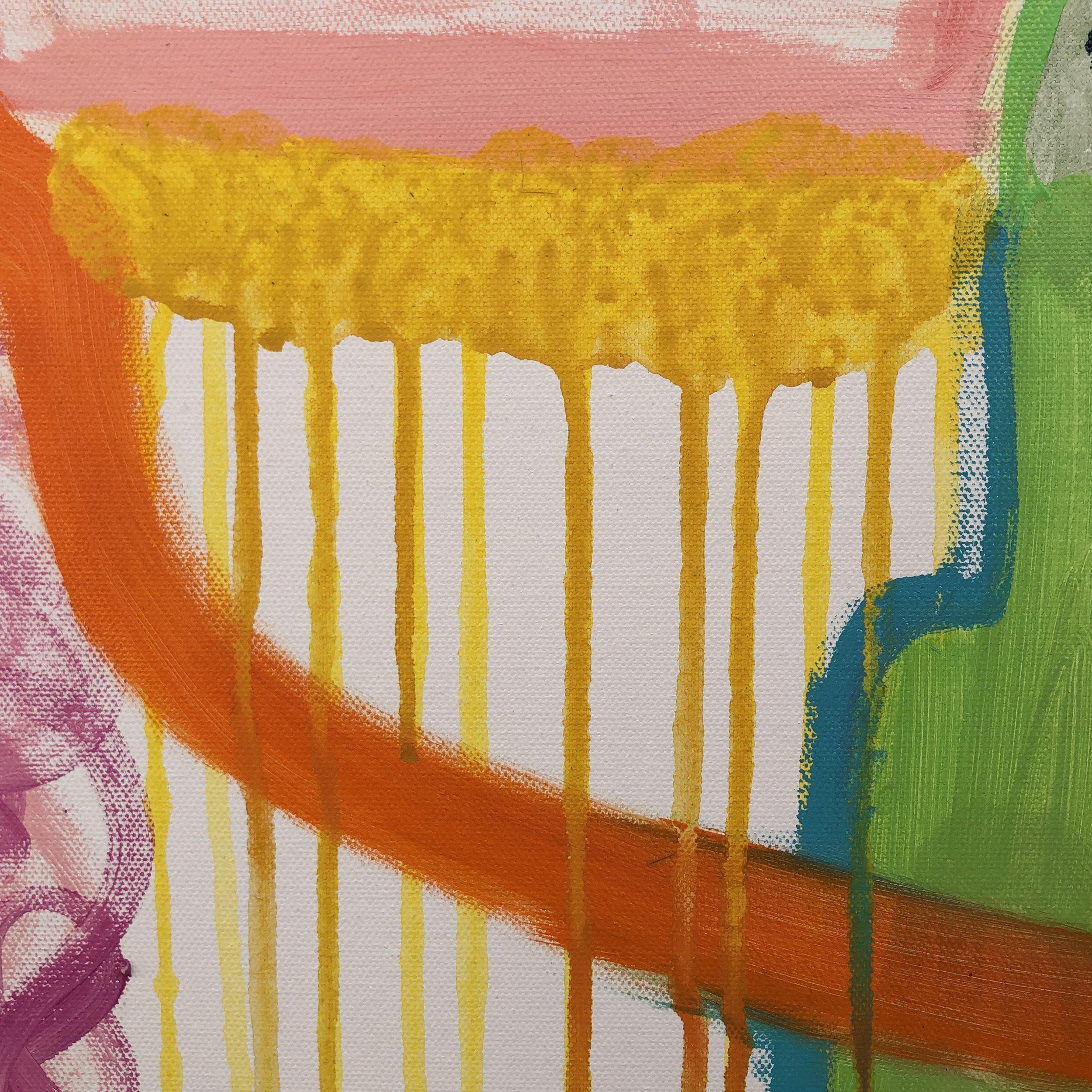 Mel Bikowski Art #thinkingthursdays