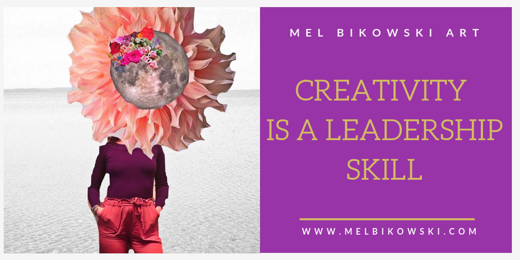 creativity is a leadership skill