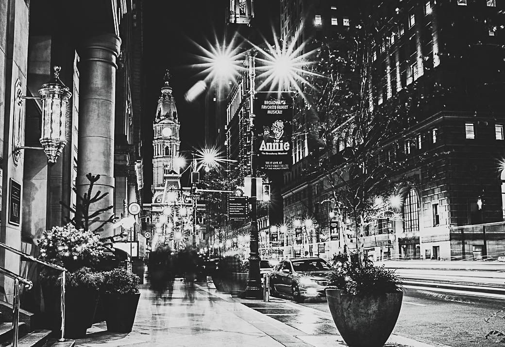 City Hall, South Broad Street, Philadelphia