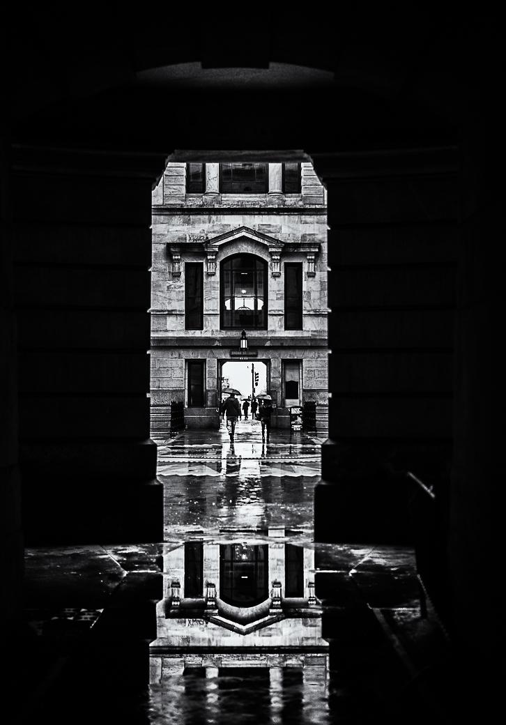 City Hall Courtyard, Philadelphia