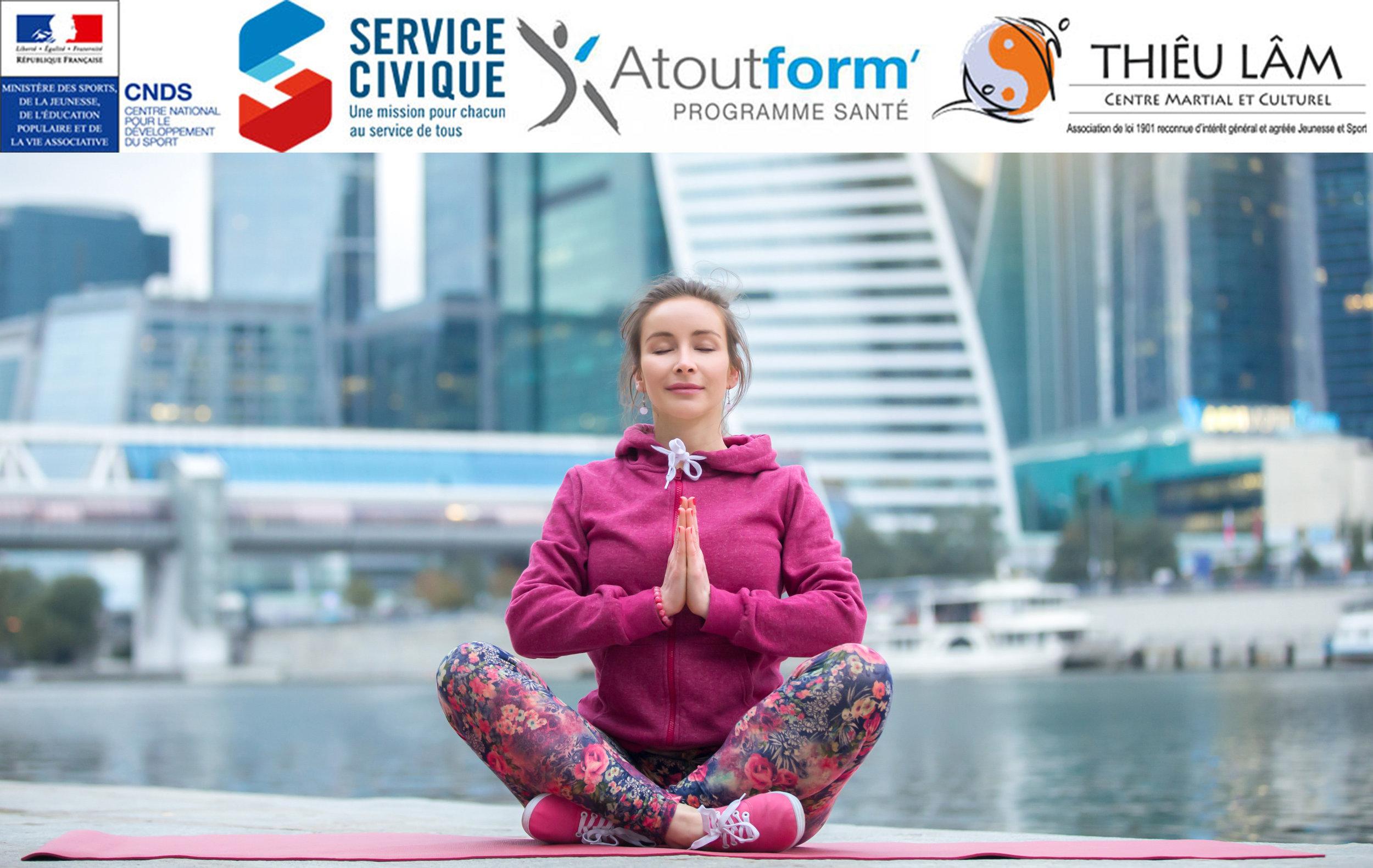 Hatha Yoga Pranayama Centre Thiêu Lâm àAussonne